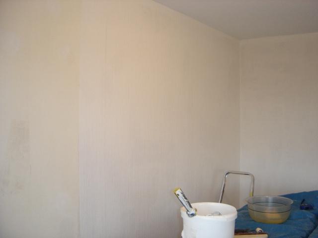 Amenagement interieur for Pose de papier a peindre